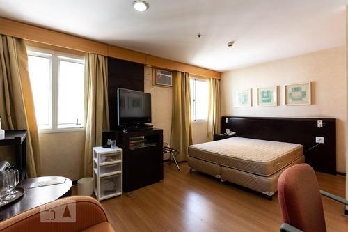 Apartamento À Venda - Vila Olímpia, 1 Quarto,  27 - S892838814