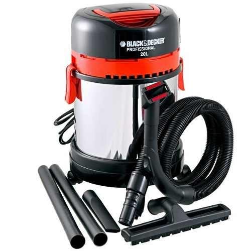 Aspirador De Pó E Água Ap4850, 1400w, 20 Litros Tanque Inox-