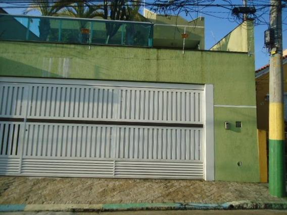 Sobrado Residencial À Venda, Mooca, São Paulo. - So0967
