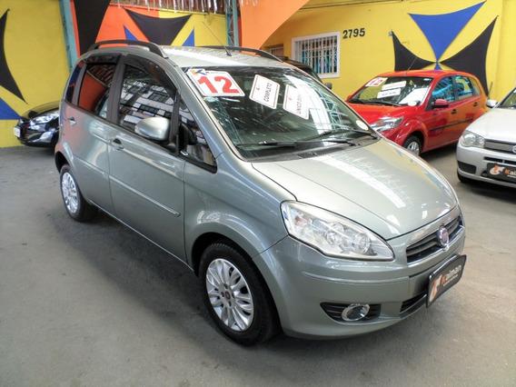 Fiat Idea Attractiv 1.4.. Único Dono.. Kaiman...completa
