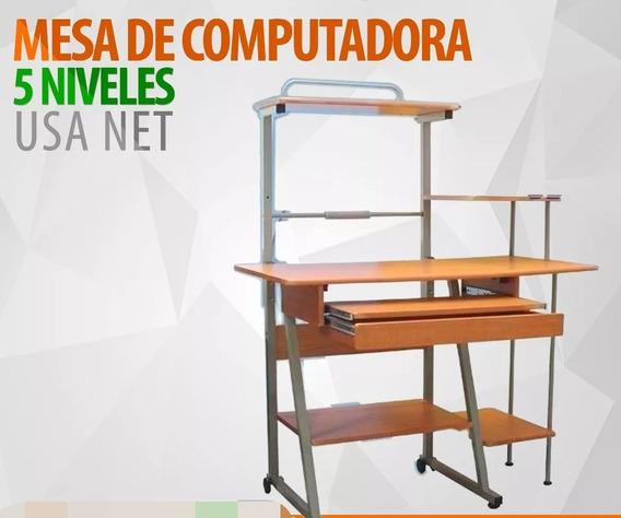 Mesa De Computadorar 5 Nivel Nuevo