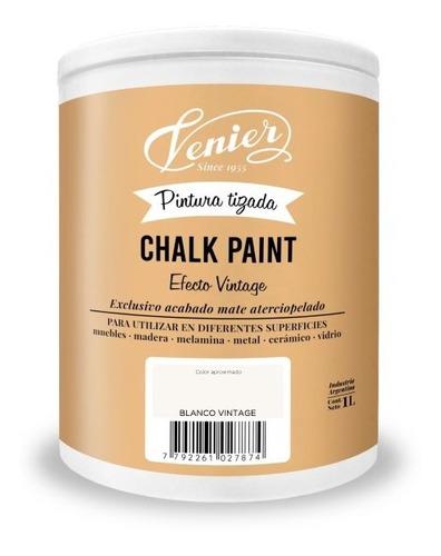 Chalk Paint Venier Tizada | +8 Colores | 1 Litro