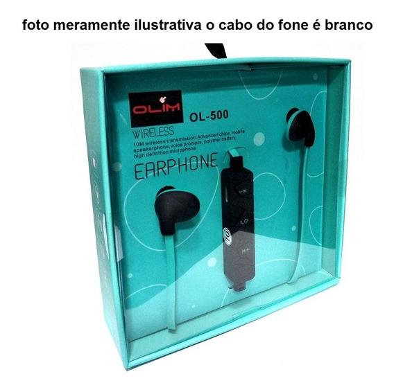 Fone Sem Fio Bluetooth Ideal Para Corridas Ol-500 Original