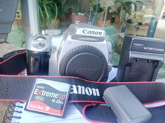Canon 400d Xti Ótimo Estado