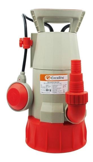 Bomba De Achique Sumergible 750w Exceline