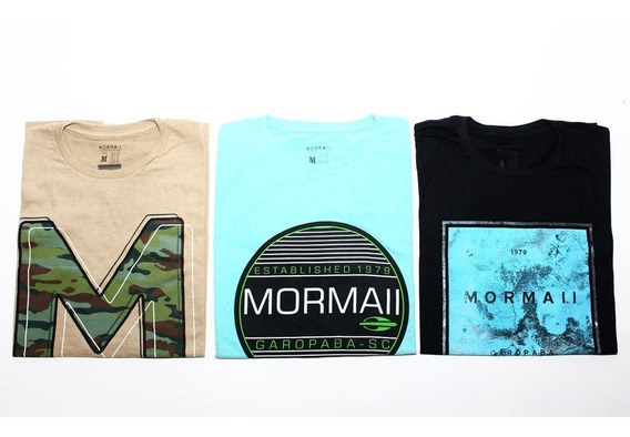 Remeras Mormaii Originales Varios Talles