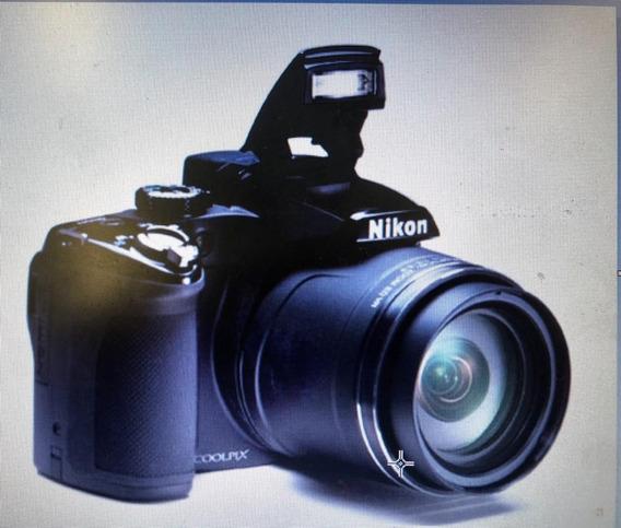 Câmera Nikon P510 Semiprofissional
