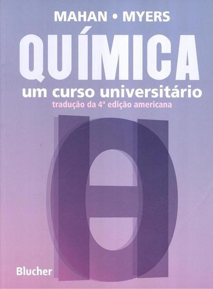 Quimica - Um Curso Universitario 1 ª Ed - Traducao Da 4ª