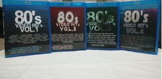 Coleccion Videos Musicales De Los 80
