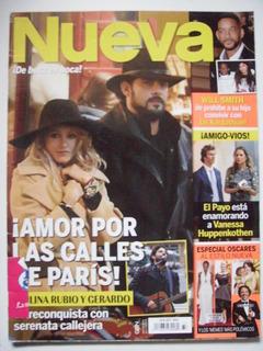 Paulina Rubio En Portada De Revista Nueva - Marzo 2015