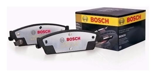 Pastilha Freio Traseiro Bosch Ceramica Golf Vii Mk7 1.4 2.0