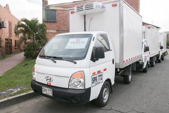 Hyundai H100 /kia K2700 - Furgón Congelación Y Refrigeración