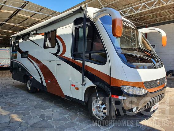 Motorhome Mercedes 814 - Trailer - Y@w5