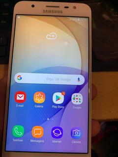 Samsung Galaxy J7 Prime Dual Sim 32 Gb Rosa Sm-g610m