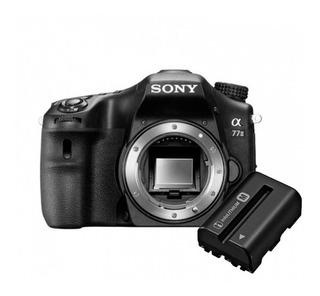 Cámara Sony Alpha A77 Ii Cuerpo Con Lente De Regalo Sal20f28