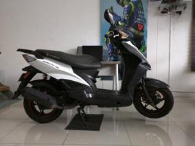 Agility 125 Rs 2012