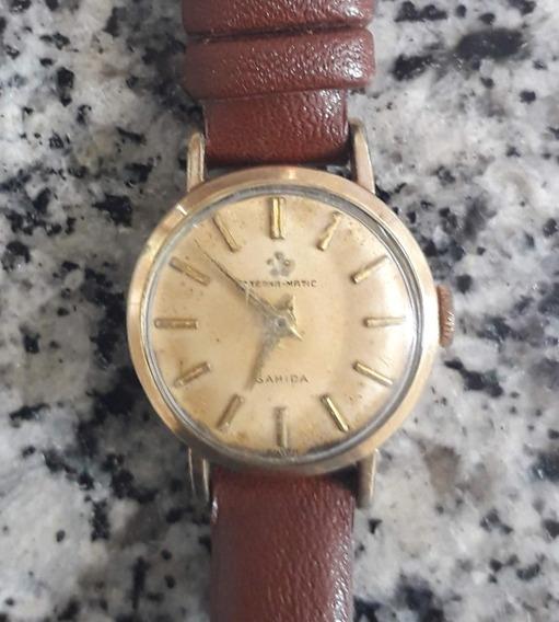 Relógio Feminino Eterna Matic