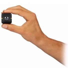 Polaroid Cube+ Action Camera Wifi Hd 1440p 8mp 8gb