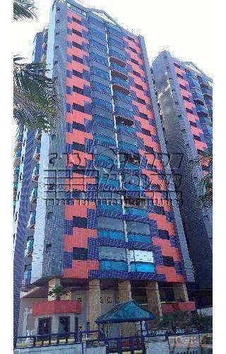 Imagem 1 de 19 de Excelente Apartamento Em Praia Grande, Vila Caiçara - V5246