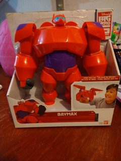 Baymax Big Hero 6 Bandai