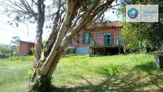 Chácara Residencial Para Venda E Locação, Sousas, Campinas. - Ch0013