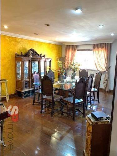 Imagem 1 de 16 de Sobrado Com 3 Dormitórios À Venda, 250 M² Por R$ 900.000,00 -  Imirim - São Paulo/sp - So0524