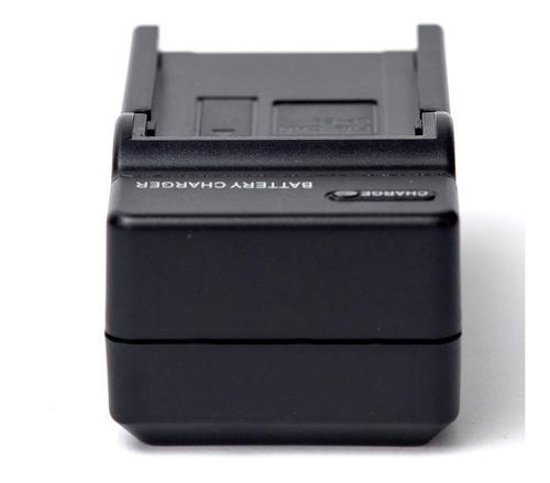 289 Cargador De Baterias Nikon En-el15 D7000 D7100 D800