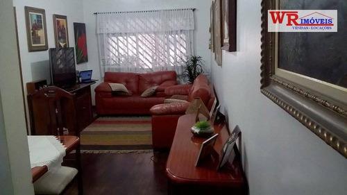 Imagem 1 de 22 de Sobrado Com 3 Dormitórios À Venda, 167 M² Por R$ 570.000,00 - Paulicéia - São Bernardo Do Campo/sp - So0479