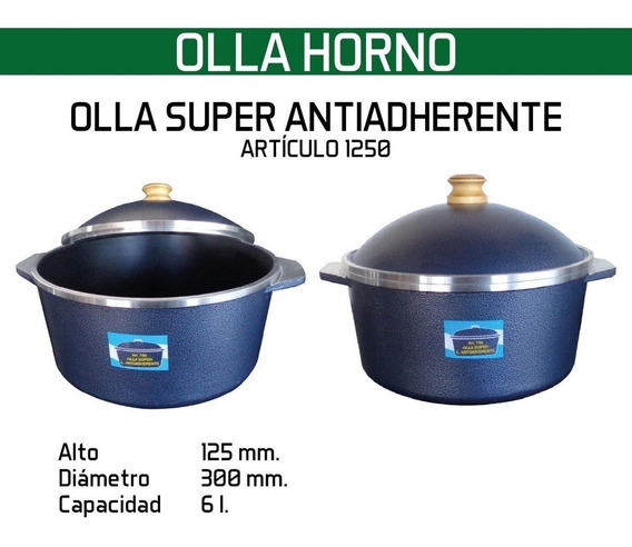 Olla Ideal Eterna Art 1250 - Zona Norte -