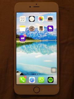 iPhone 6s Plus 64 Gb (4 Fundas Gratis)
