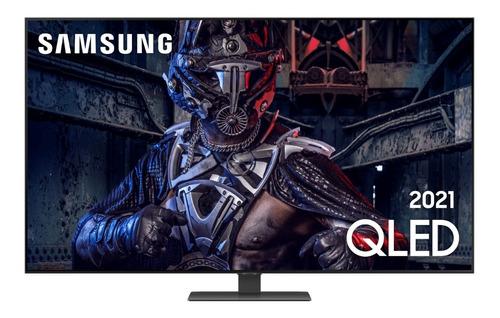 Smart Tv 65  Samsung Qled 4k 65q80a Modo Game Processador Ia