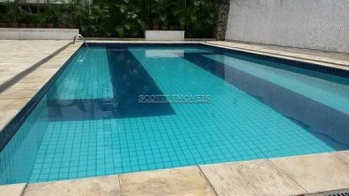 Apartamento Com 3 Dormitórios À Venda, 115 M² Por R$ 1.080.000 - Campo Belo - São Paulo/sp - Ap0358