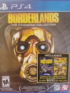 Borderlands The Handsome Collection Ps4 Delivery Stock Ya