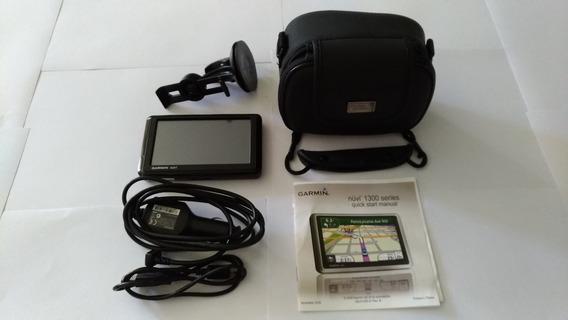 Gps Automotivo Garmin Nuvi 1310 Bluetooth + Mapa 2019 + Case