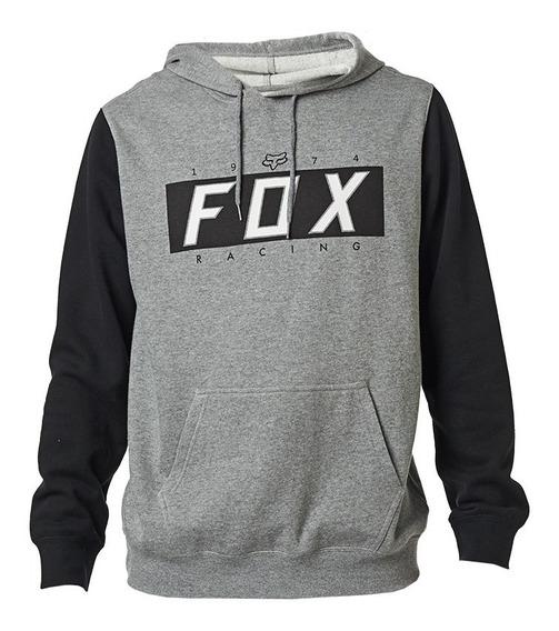 Sudadera Fox Pullover Winnig Grafito