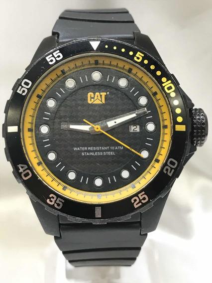 Relógio Caterpillar Jumbo Para Másculos Relogiodovovô.