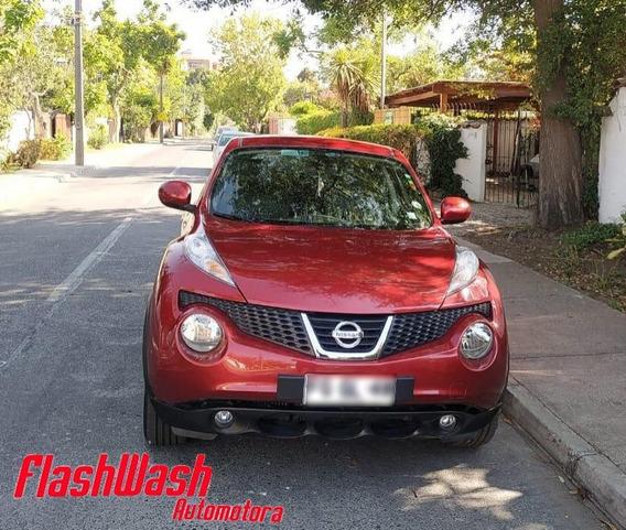 Nissan Juke Upper Mt Turbo 1.6 2013