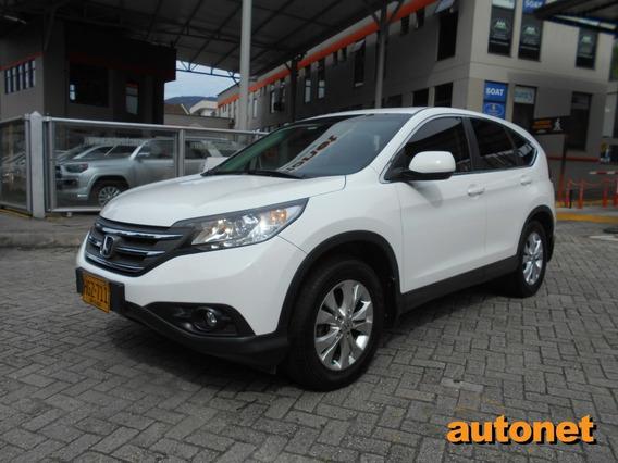 Honda Cr-v Autom 4x4 Ex-l