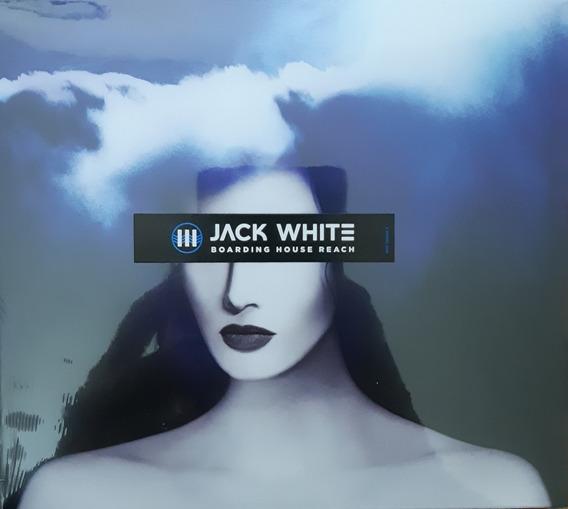 Jack White Boarding House Reach Cd Nuevo Sellado