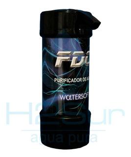 Purificador De Agua Fdc Para Agua De Pozo H2sur