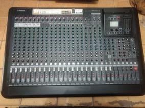 Mesa De Som Yamaha Mgp 24x Semi Digital E Muita Qualidade!