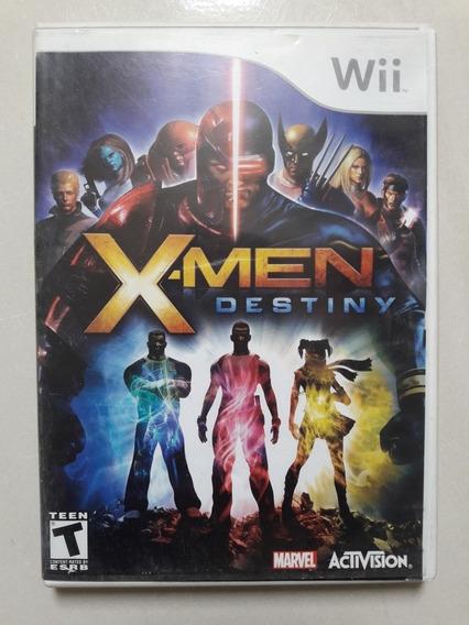 X-men Destiny Wii Cd S/riscos