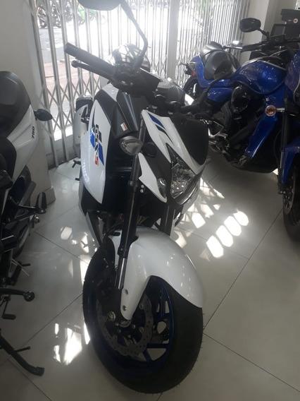 Suzuki Gsx-s750 Az Branca 2020