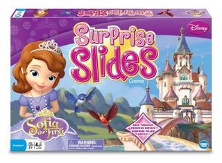 Princess Sofia Surprise Slides Juego De Mesa