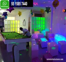 Renta De Salon De Fiestas Para Eventos En Neza Cdmx Taquizas