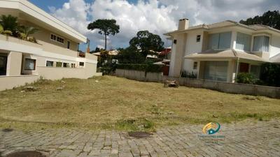 Terreno A Venda No Bairro Vale Dos Pinheiros Em Nova - Tv-057-1