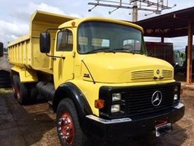 Mercedes-benz Mb 1518 1988 Truck Caçamba Impecavel Reduzido