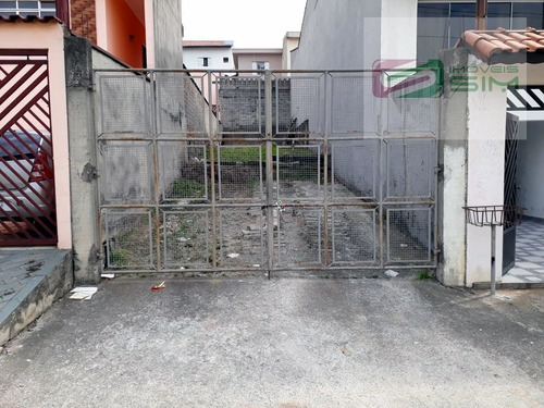 Imagem 1 de 2 de Terreno Em Jardim Santo Alberto - Santo André - 4426