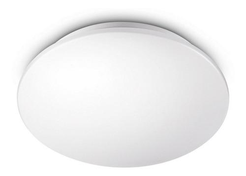 Imagen 1 de 4 de Plafón Led Modelo Moire, Tonalidad Fría 10w - Philips Ph9246