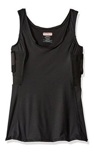 Undertech Camiseta Encubierta Oculta Para Mujer T0801